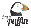 Like a Puffin